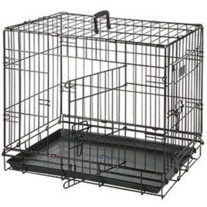 cage de transport pour chien Flamingo