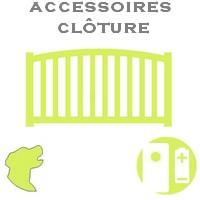 Accessoires clôture