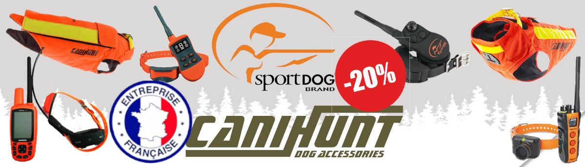 sportdog colliers pour la chasse