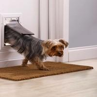 Staywell® Porte pour animaux en aluminium 1